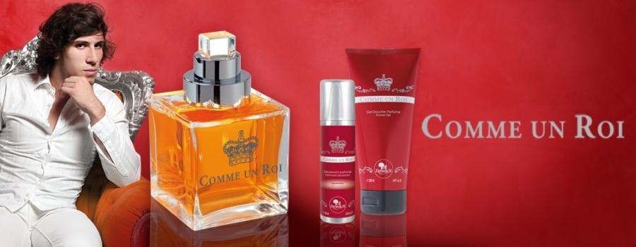 Comme Un Roi (Как король) аромат для мужчин
