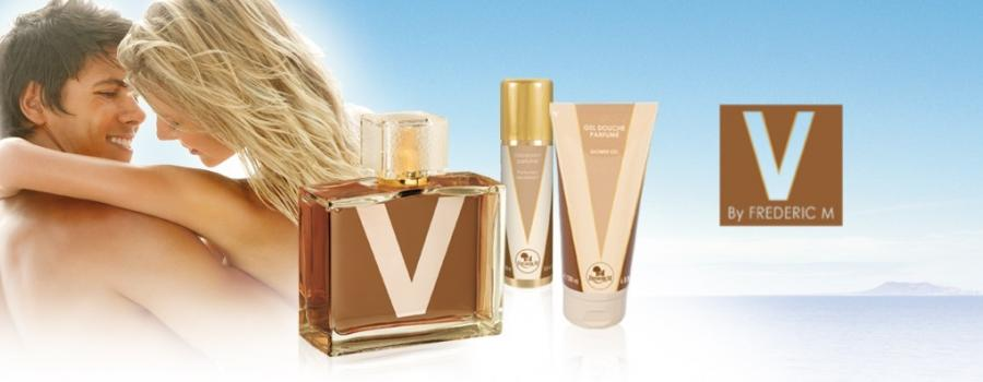 V (Вояж) аромат для мужчин